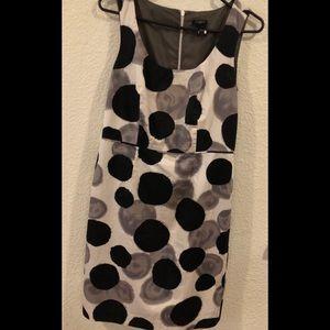 Ann Taylor sleeveless work dress